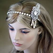 1920s hair accessories great gatsby vintage 1920 s deco from simplychic93 on