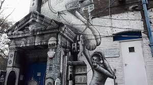 phlegm peckham rye mural wall graffiti sheffield street artist mov phlegm peckham rye mural wall graffiti sheffield street artist mov youtube