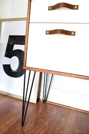 painted two toned dining room credenza houseologie