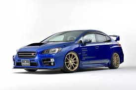 subaru wrx slammed rowen subaru wrx sti is a rallying light show autoevolution