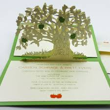 pop up wedding invitations story on the spot 5 wonderful pop up marriage ceremony