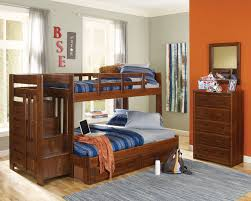 Bedroom With Furniture Modern Bedroom With Bunk Beds For And Boy Modern Bunk Beds