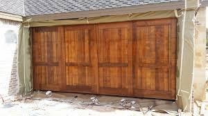 Garage Door Opener Repair Service by Allpro Round Rock New Garage Doors Service U0026 Repair