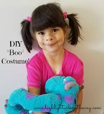 diy boo monsters costume diy