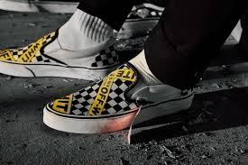 amac custom vans amac custom x white rabbit foot