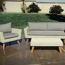 bench all weather wicker bench all weather wicker marina del ray