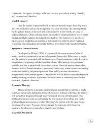Psychology Internship Report SlideShare         respiration