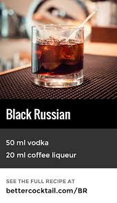 old fashioned recipe black russian cocktail recipe black russian an old fashioned