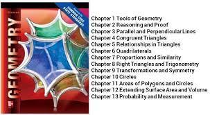 the math magazine glencoe geometry common core ccss unit lesson