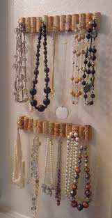 4 Ideas For Jewelry Making - best 25 diy necklace holder ideas on pinterest necklace storage
