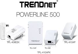 tpl 410ap trendnet powerline 500 networking series grows at ces 2014 slashgear