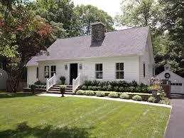 home front steps design exterior traditional with curb appeal cape