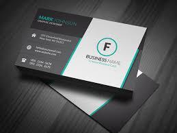 Free Design Business Cards Free Business Card Templates Lilbibby Com