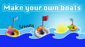 boat making for kids kids craft kids videos tiny pix youtube