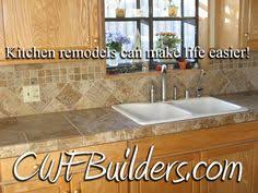 kitchen tile countertop ideas everything is again tile countertops then and now tile