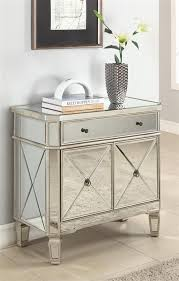 powell scroll console table powell furniture 2 door mirrored console table love it home