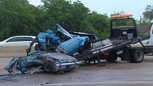 wrecked camaro zl1 for sale 7 car crash in dallas at 5 00am includes 1970 chevelle convertible