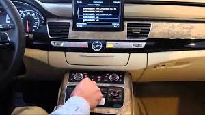 how to use the navigation system in a 2012 audi a8 by michael