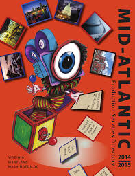 mid atlantic production services directory 2014 by oz publishing