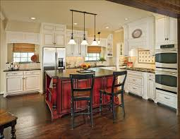 Barn Red Kitchen Cabinets by Kitchen Adorable Wood Kitchen Table About Remodel Stunning Pine