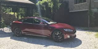 here u0027s how a tesla model s holds up almost 5 years later electrek