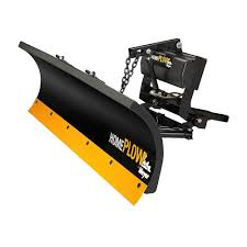 meyer snow plow replacement lights home plow by meyer 80 in x 22 in residential snow plow with