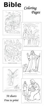 preschool coloring pages christian preschool bible coloring pages ark of the covenant coloring page