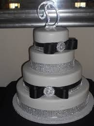 silver wedding cakes black and silver wedding cakes idea in 2017 wedding