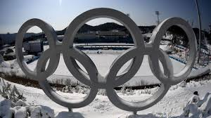 How Many Rings In Olympic Flag Winter Olympics Opening Ceremony Pyeongchang Welcomes The World