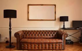 canapé chesterfield cuir vintage canape chesterfield cuir occasion maison design hosnya com