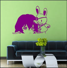 Home Decor Decals Decal Removable Home Decor Vinyl Decal Cartoon Love Live No Game