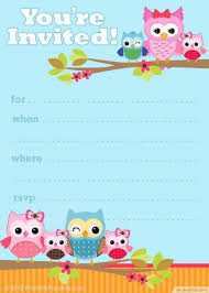 top 20 printable owl baby shower invitations for your inspiration