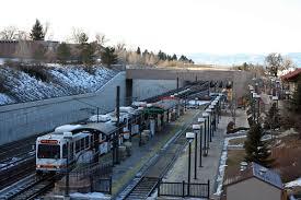 Rtd Map List Of Denver Rtd Rail Stations Wikipedia