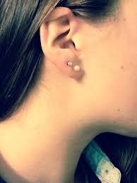seconds earrings lobe piercing originality lobe