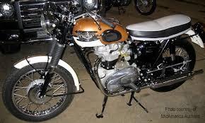 1964 triumph bonneville