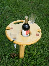 outdoor wine glass holder table outdoor wine glass holder we now have a folding version here https