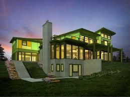 prairie modern the naramata prefab modular home cabin photo with