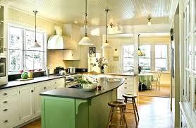 country kitchen lighting ideas beach kitchen lighting kitchen lighting for low ceilings country