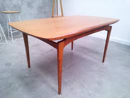mid century dining table inspirational dining room mid century