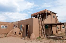 adobe houses cheap pueblo adobe houses with home plans minimalist stair railings