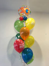 30th birthday balloon bouquets 116 best balloon gift bouquets images on balloons