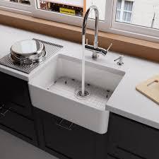 is an apron sink the same as a farmhouse sink alfi brand ab503 fireclay 23 single bowl farmhouse apron kitchen sink