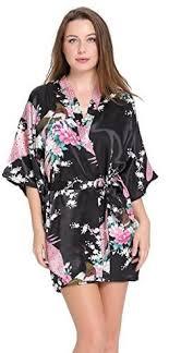 robe de chambre femme amazon amazon chemise de nuit femme bigood chemise de nuit femme coton
