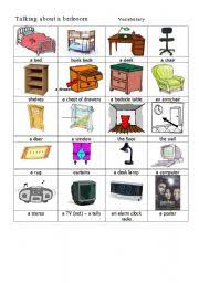 spanish bedroom vocabulary worksheets memsaheb net