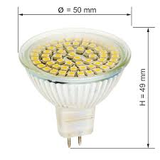 Wohnzimmer Lampe Lipo Led Mr16 Smd5060 Warm White