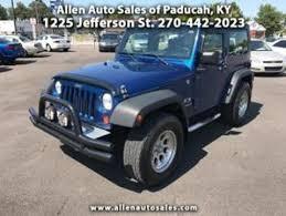 2009 jeep wrangler sport 2009 jeep wrangler for sale carsforsale com