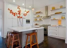 kitchen designs with open shelving