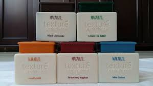 Shoo Makarizo Strawberry makarizo texture experience creambath green tea butter 500gr