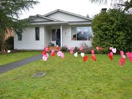 Grandma Backyard House Waving Grandma Gets Valentine U0027s Day Surprise From Local High