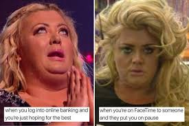 Gemma Collins Memes - this is why towie s gemma collins is totally owning the internet
